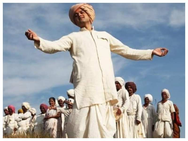 Subodh Bhave celebrates 10 years of 'Sound of Heaven: The Story of Balgandharva'; shares throwback pictures from the set of the film