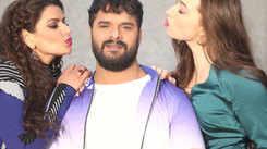 Pardes: Khesari Lal Yadav to romance British actress Grace Rhodes and Madhu Sharma in upcoming film