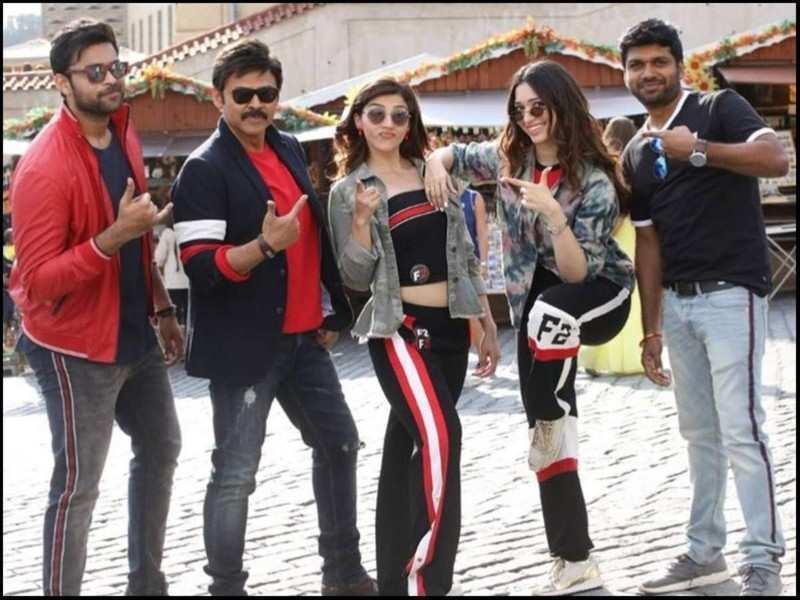 The release of Venkatesh, Varun Tej, Tamannaah and Mehreen's F3 postponed indefinitely?