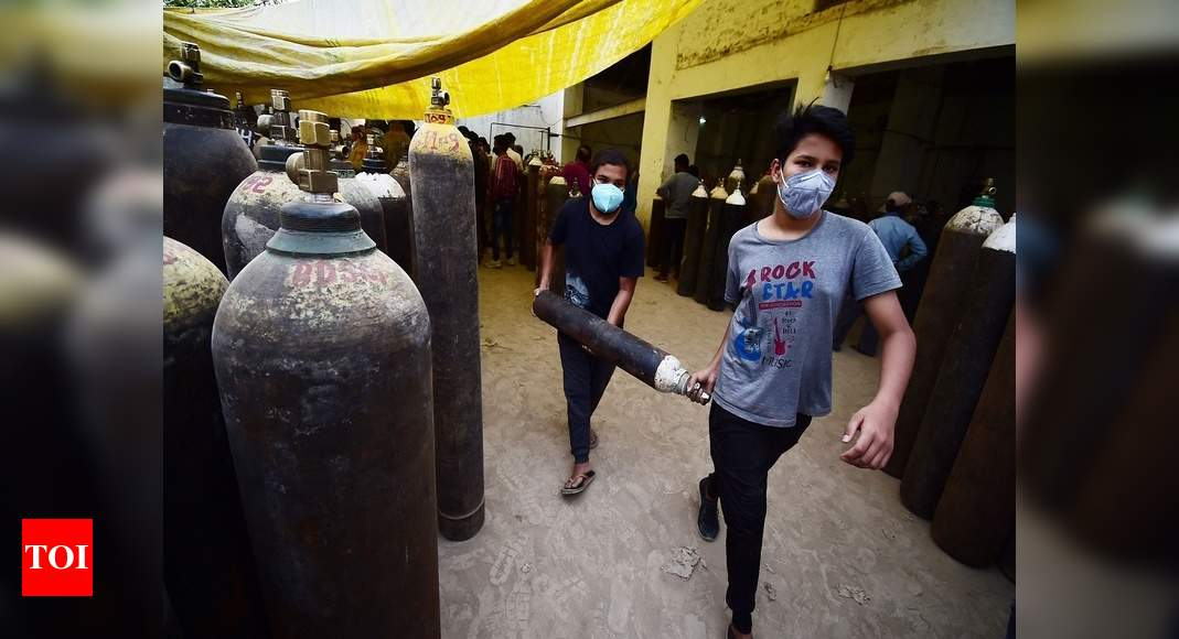 Centre has cut Maharashtra oxygen allocation by 50 MT: Rajesh Tope