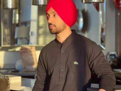 Diljit Dosanjh just wore a Lacoste kurta