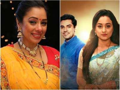 TRP charts: Anupamaa and Saathiya in Top 2
