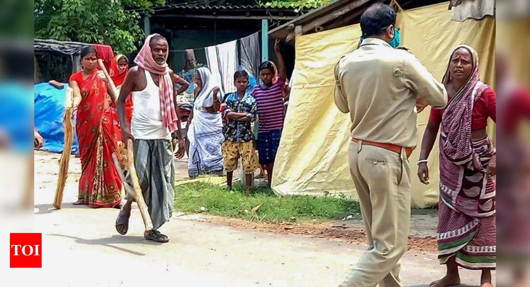 Bengal cops file FIRs to bust 'fake news' on clashes