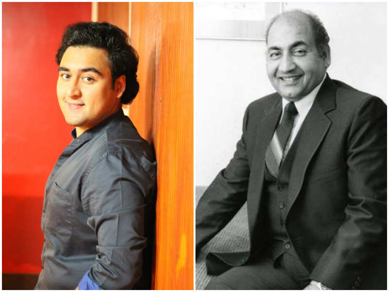 Mohammed Rafi's grandson Fuzail Rafi on dedicating a music institute to the legendary singer: It is both overwhelming and exciting