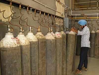 Government moves SC against Karnataka HC order on oxygen   India News