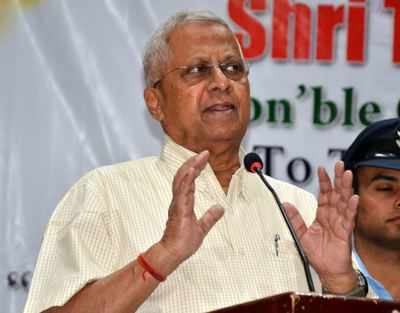 'Incoming Garbage' got tickets for BJP in Bengal: Tathagata | India News