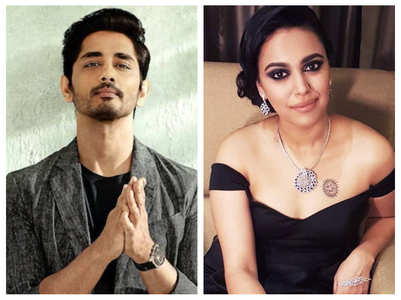 Siddharth: People call me 'South ka Swara'