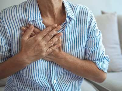 Is chest pain concerning when you have COVID-19?