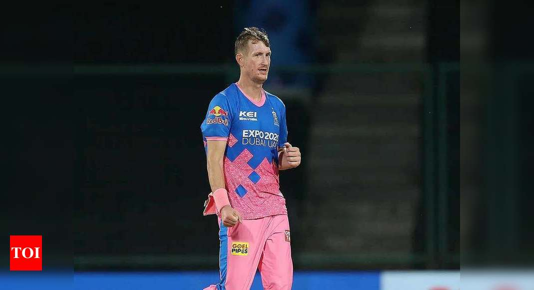 Alarm bells started going off, it was chaos: Chris Morris on COVID in IPL bio-bubble | Cricket News – Times of India