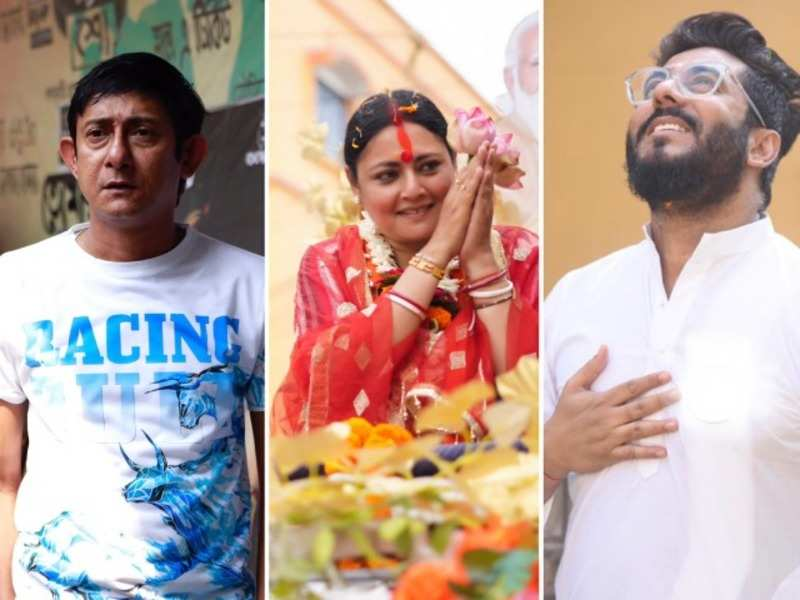 Celebs gear up to juggle roles as they debut as MLAs