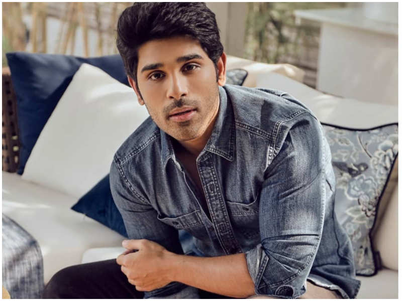 Allu Sirish : When you do good work, you are bound to receive gratification not instantly, but definitely in long term