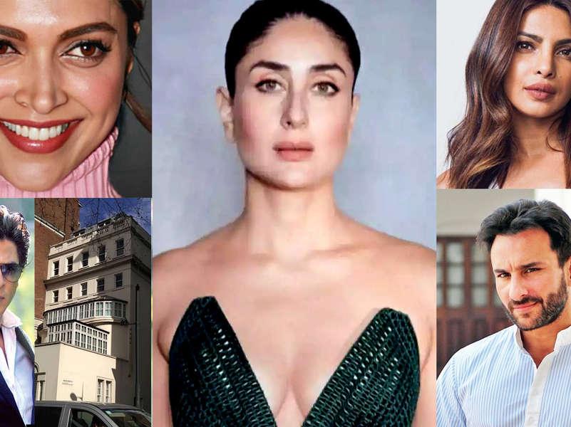 When Kareena Kapoor Khan said she wanted Priyanka Chopra's voice, Shah Rukh Khan's London house, Salman Khan's fans and hubby Saif Ali Khan's brain