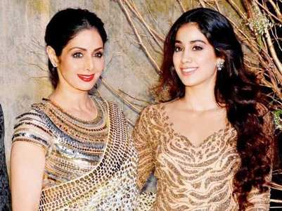 Sridevi wanted Janhvi to become a doctor?