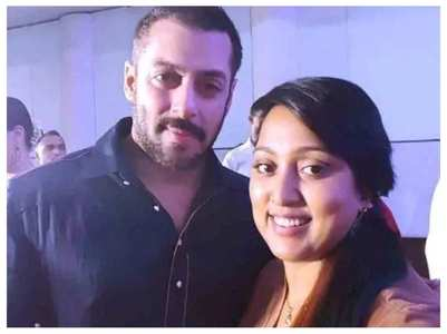 Shabina on Salman: He is the best dancer