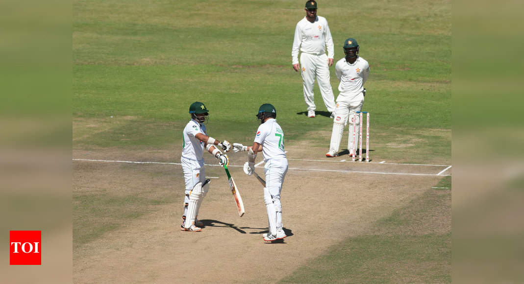 Zimbabwe vs Pakistan, 2nd Test: Centuries by Abid and Azhar put Pakistan in strong position   Cricket News – Times of India