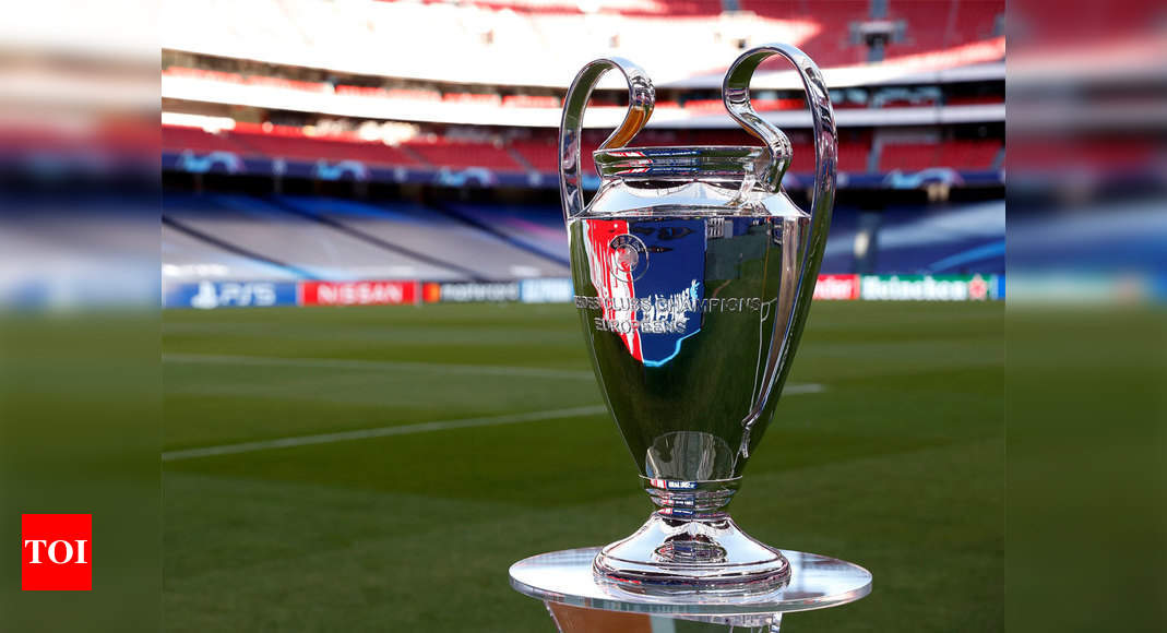 UK open to hosting Champions League final due to Turkey travel ban   Football News – Times of India