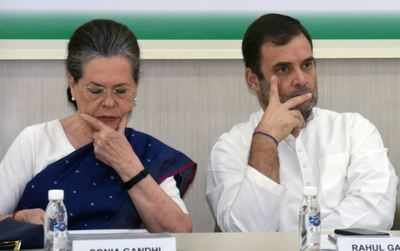 Sonia and Rahul criticize the government for the Covid crisis | India News