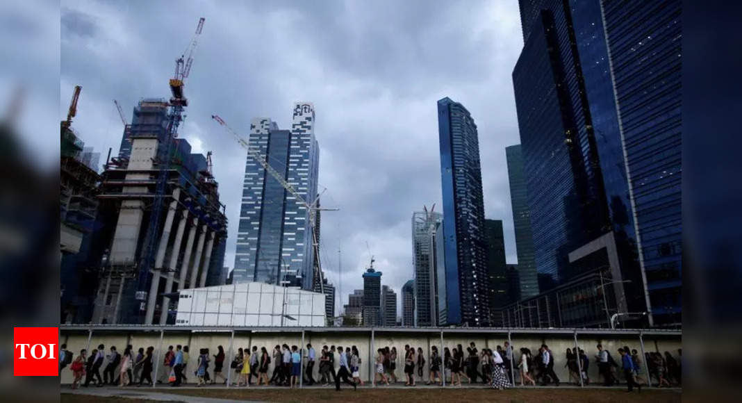 Singapore reduces entry approvals for foreigners holding work passes amid Covid surge in India