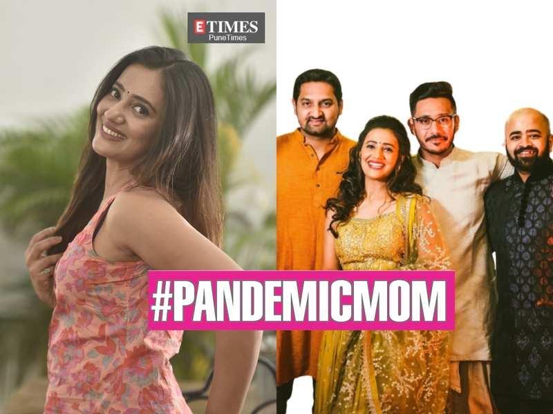 <p><em><sup>For actor-dancer Rutuja Shinde,  Sahil Janorikar, Ranjit Vitankar, and Shubham Agrawal are her #PandemicMom</sup></em></p><p><em><br></em></p><p><sup><em>Pic: Shashank Sane</em></sup></p>