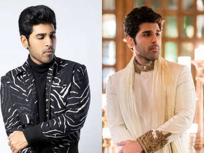 Allu Sirish's most stylish looks