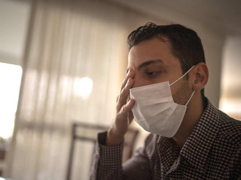 "My COVID story: ""I developed palpitations despite having normal oxygen levels"""