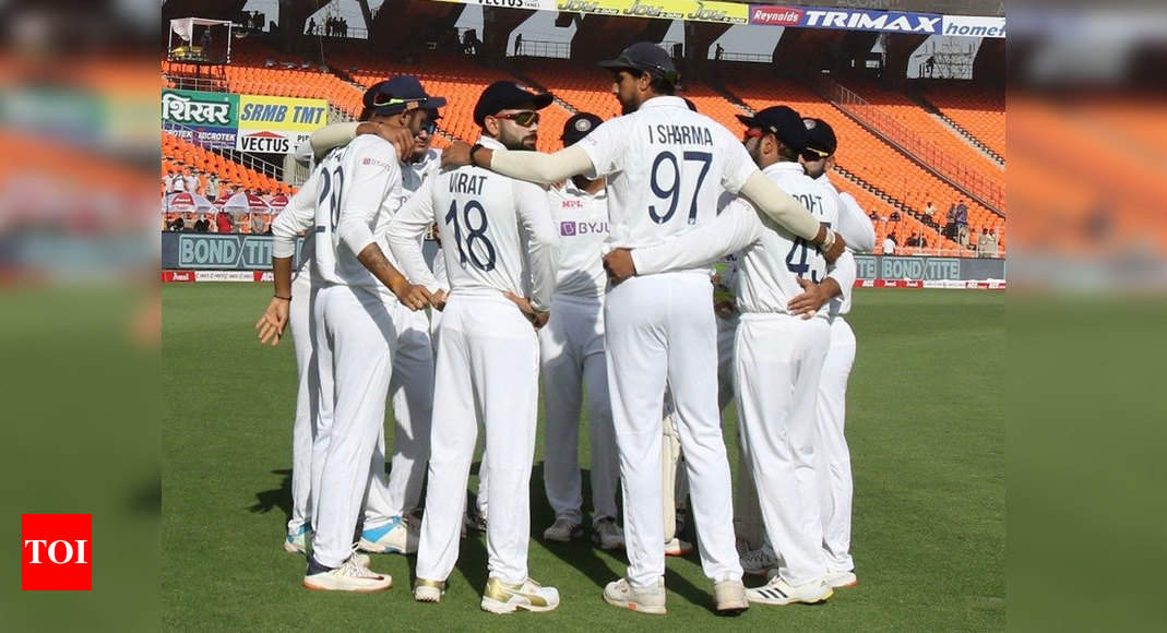Indian team to leave for UK on June 2, players will have families for company on marathon tour | Cricket News – Times of India