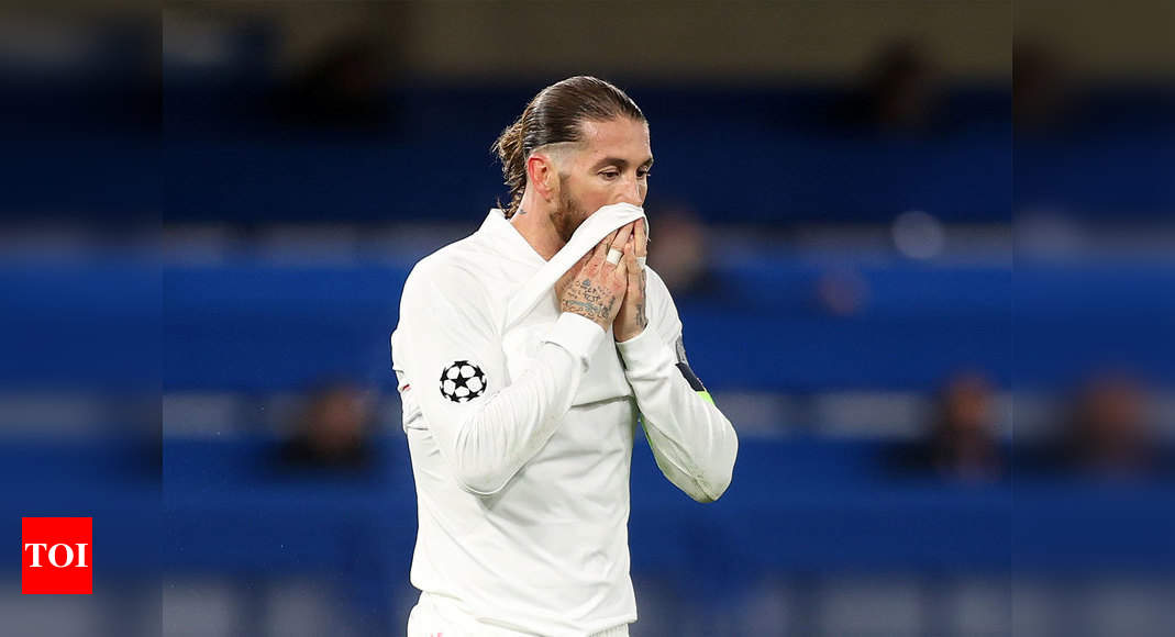 Ramos suffers hamstring injury, may have played last game for Real Madrid