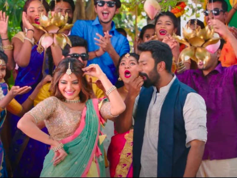 Edho Solla video song from Shanthnu & Athulya Ravi's Murungakkai Chips