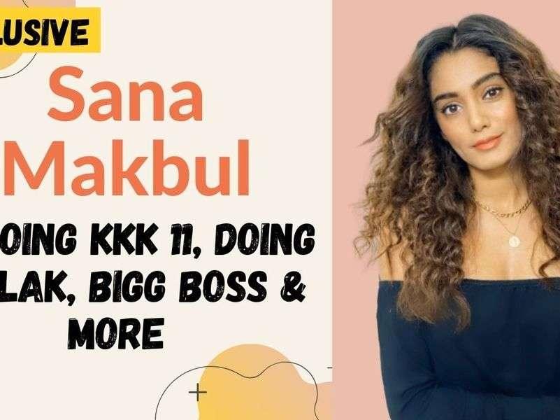 Sana Makbul on Khatron Ke Khiladi 11 host Rohit Shetty: I really adore him as a personality