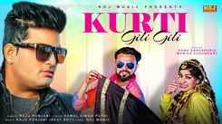 Check Out New Haryanvi Song Music Video - 'Kurti Gili Gili' Sung By Raju Punjabi