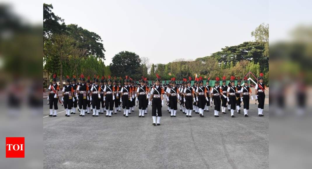 Army inducts women as soldiers for the first time, breaking another glass ceiling | India News – Times of India