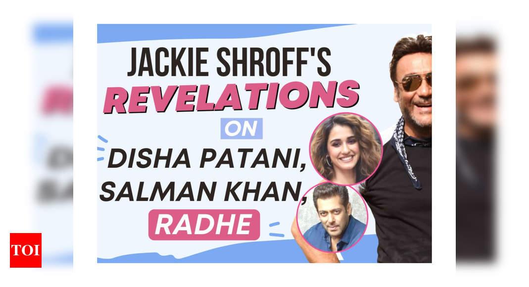 Jackie's revelations about Disha & Salman