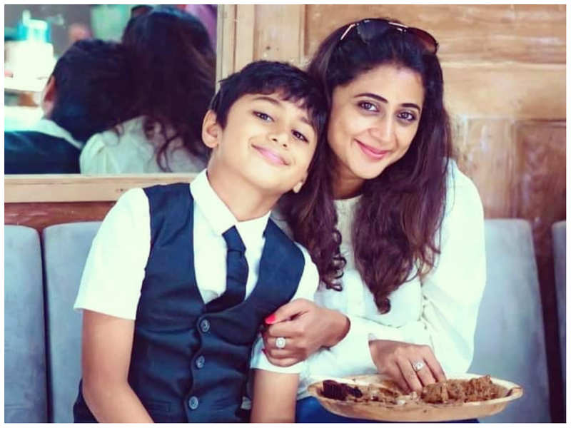 Mother's Day Special! Kaniha: I learned the true essence of 'selflessness' after embracing motherhood