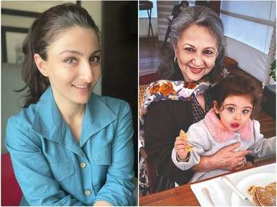 Soha: Mom taught me to balance career & kids