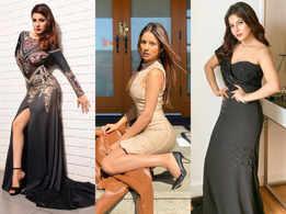Times Shehnaaz Gill slayed in body-hugging dresses
