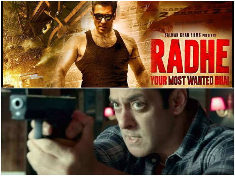 Salman Khan offers 21 voluntary cuts to his film 'Radhe' after the film certification; The film now has UA certification slated to for Eid release