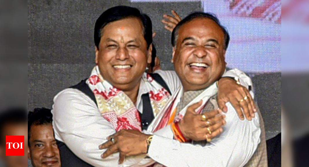 Assam: Himanta may be CM, BJP may recall Sonowal to Delhi