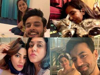 TV celebs reveal about their pandemic moms