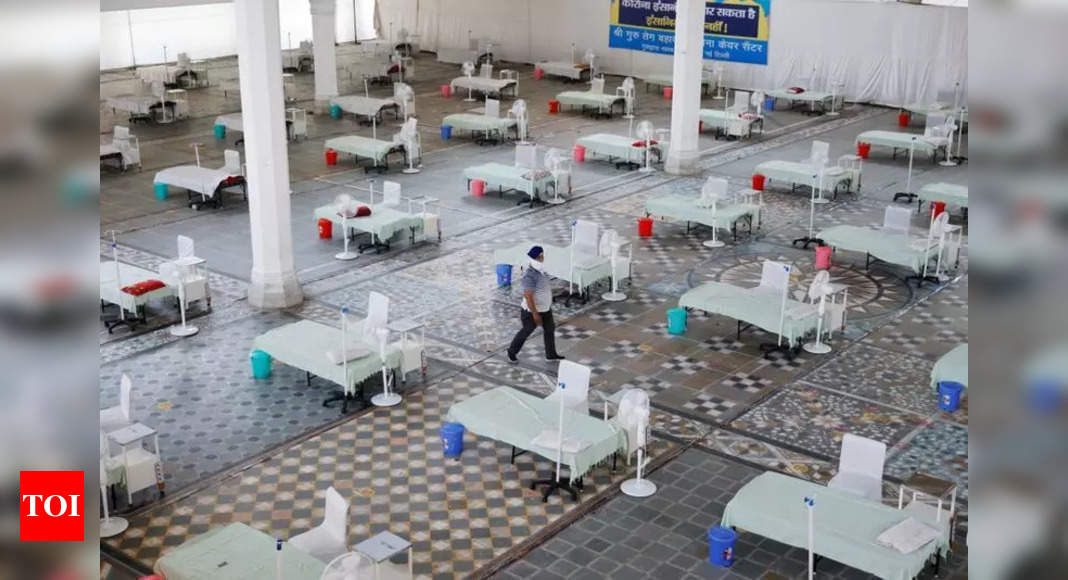 Covid-19: India reports over 4.03 lakh fresh Covid-19 cases, over 4,092 deaths in last 24 hours