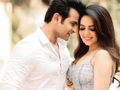 Sugandha wishes hubby Sanket on his b'day