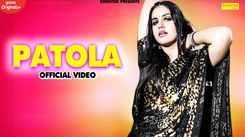 Watch New Haryanvi Hit Song Music Video - 'Patola' Sung By Surender Romio, Ruchika Jangid