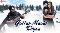 Check Out New Hindi Hit Song Music Video - 'Gallan Maahi Diyan' Sung By Raja Hasan, Anuja Sahai