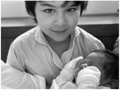 Kareena shares glimpse of her second son