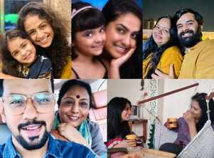 Gujarati celebrities and their real-life beloved Mothers