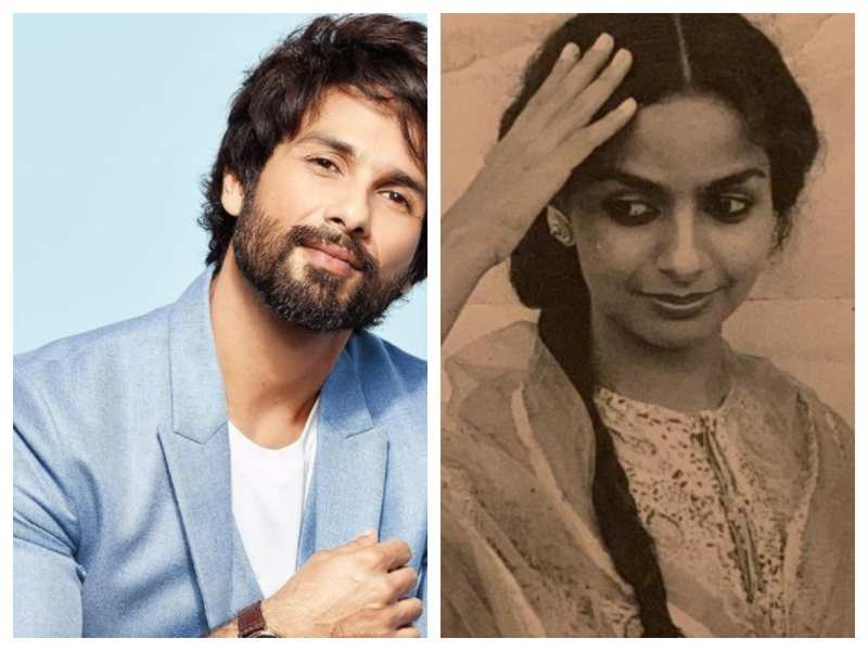 Mother's Day 2021: Shahid Kapoor pens a heartfelt note for Neliima Azeem, says 'There is no one who can be you mom'