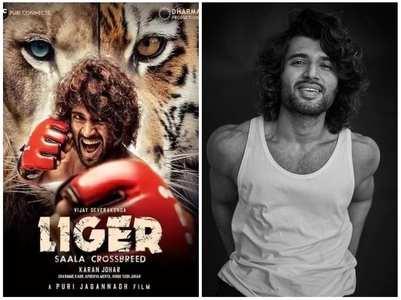 Why Vijay postponed LIGER teaser release