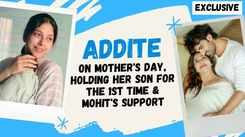Mother's Day - Addite Malik on seeing her son for the 1st time: Couldn't stop crying, doctor had to console me