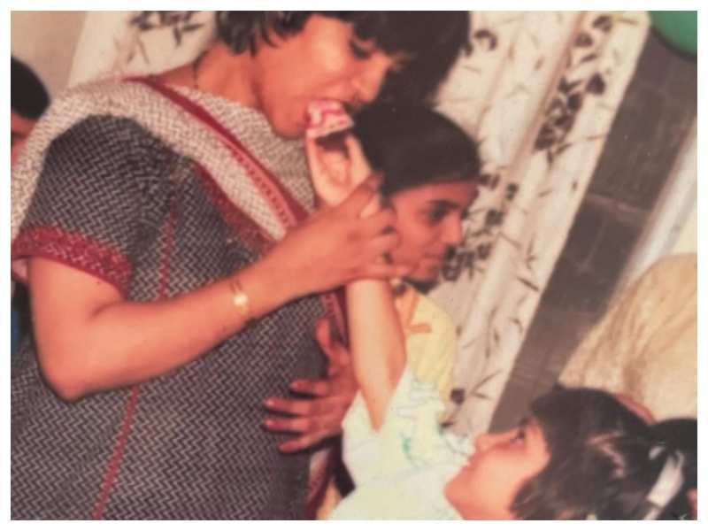 Mother's Day 2021: Rhea Chakraborty wishes her mom with this priceless throwback pic