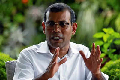 , Maldives police say key suspect in Nasheed attack arrested – Times of India, Indian & World Live Breaking News Coverage And Updates
