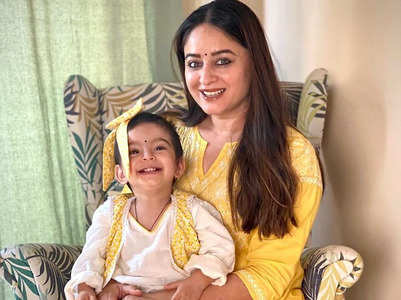 Mahhi on raising Tara during the pandemic